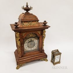 Two European Clocks