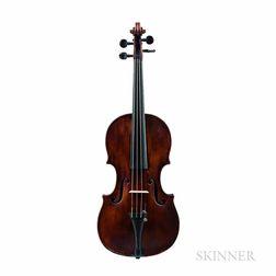 German Violin, Klotz School