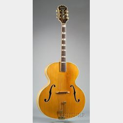 American Guitar, Epiphone Incorporated, New York, 1946, Model Emperor