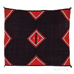 Navajo Germantown Moki Weaving