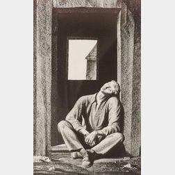 Rockwell Kent (American, 1882-1971)  Resting
