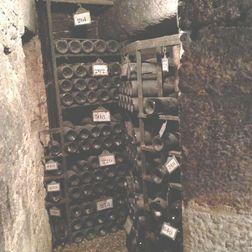 Mixed Cognac, 4 bottles