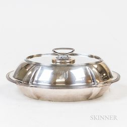 Gorham Sterling Silver Covered Tureen