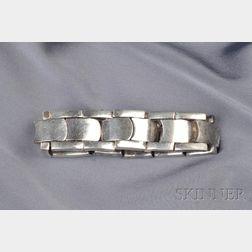 Mexican Silver Bracelet, Antonio Pineda