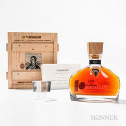 Macallan Robert Burns Semiquincentenary, 1 70cl bottle (owc)