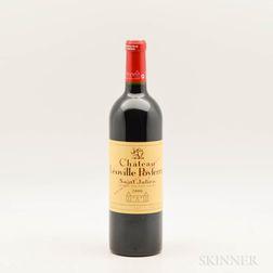 Chateau Leoville Poyferre 2000, 1 bottle