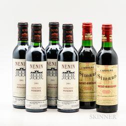 Right Bank Demis, 6 demi bottles