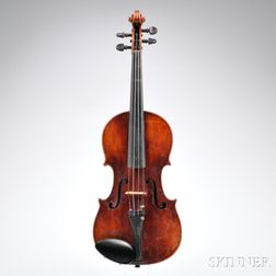 German 3/4 Size Violin