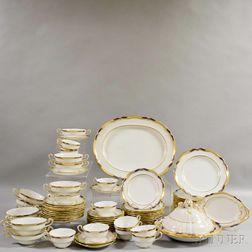 Copeland Spode Porcelain Partial Dinner Service