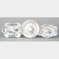 Three Wedgwood Stone China Dishes