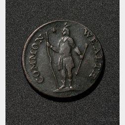 1787 Massachusetts Copper Cent