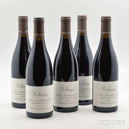 Montille Volnay Les Brouillards 2011, 12 bottles (oc)