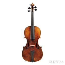American Violin, O.H. Bryant, Boston, 1922