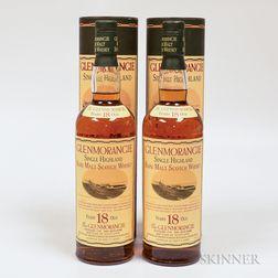 Glenmorangie 18 Years Old, 2 750ml bottles (ot)