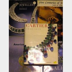 Group of Five Jewelry Books