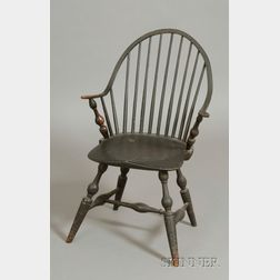 Windsor Continuous-bow Armchair