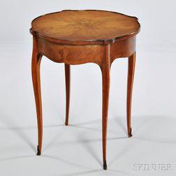 Louis XV-style Table Ambulant