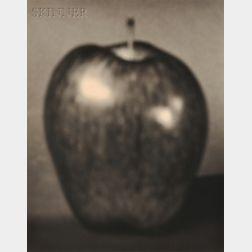 Tom Baril (American, b. 1952)      Red Apple