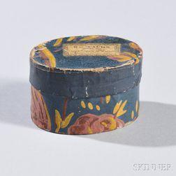 Small Oval Wallpaper Tack Box