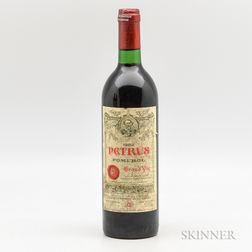 Chateau Petrus 1982, 1 bottle