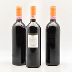 Giovanni Manzone Barolo 1990, 3 bottles