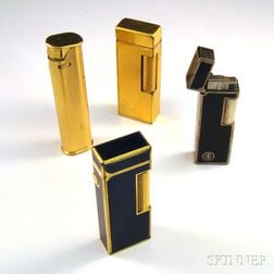 Four Lighters