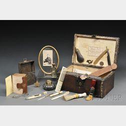 Major George Washburn's Civil War Personal Items