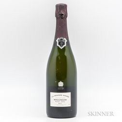 Bollinger La Grande Annee Rose 2004, 1 bottle