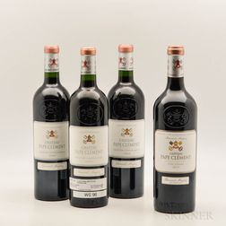 Chateau Pape Clement, 4 bottles