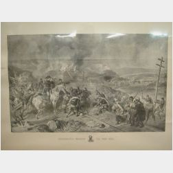 H.H. Willes, publisher (American, 19th century)  SHERMAN'S MARCH TO THE SEA