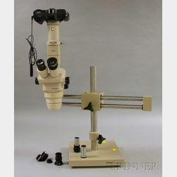 Olympus Binocular Microscope SZ-PT and Camera