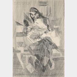 Jacques Villon (French, 1875-1963)      Maternité