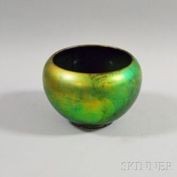 Zsolnay Art Pottery Bowl