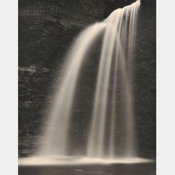Tom Baril (American, b. 1952)      Eagle Cliff Falls #2