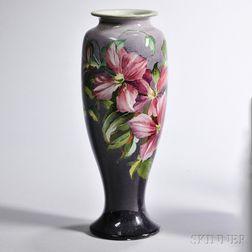 Doulton Lambeth Faience Ware Vase