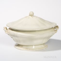 Creamware Covered Tureen