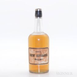 Choice New England Rum, 1 quart bottle