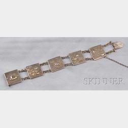 Shibuichi Bracelet