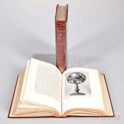 Terrestrial and Celestial Globes  , Volumes 1 and 2