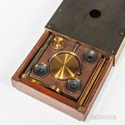W. Ladd & Co. Quekett-style Dissecting Microscope
