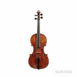 Italian Violin, Neapolitan School