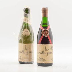 Louis Roque La Vieille Jaume Reserve de la Maison Reserve Imperiale, 2 bottles