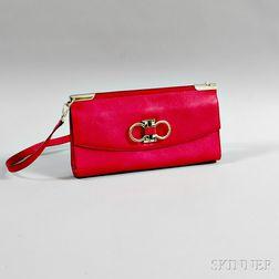 Salvatore Ferragamo Magenta Handbag