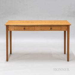 Contemporary Chilton Furniture Cherry Desk