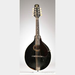 American Mandolin, Gibson Mandolin-Guitar Company, Kalamazoo, c. 1924, Style A