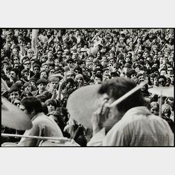 Linda McCartney (American, 1944-1998)      Five Photographs of the Grateful Dead