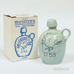 Michters 1753 Jug Decanter, 1 500ml bottle (oc)