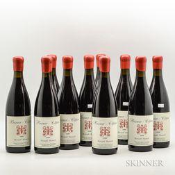 Brewer Clifton Rozack Ranch Pinot Noir 2000, 10 bottles