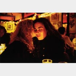 Nan Goldin (American, b. 1953)      Lynette and Donna at Marion's Restaurant, 1991