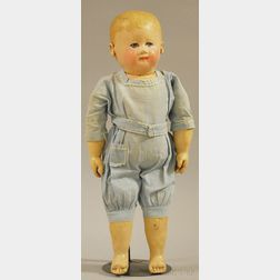 Martha Chase Cloth Boy Doll